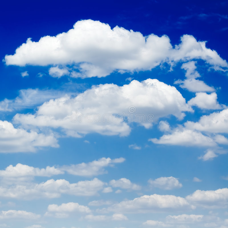 Download Cielo immagine stock. Immagine di sunny, tempo, cloudscape - 3884351