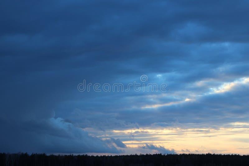 Cielo 2 foto de archivo