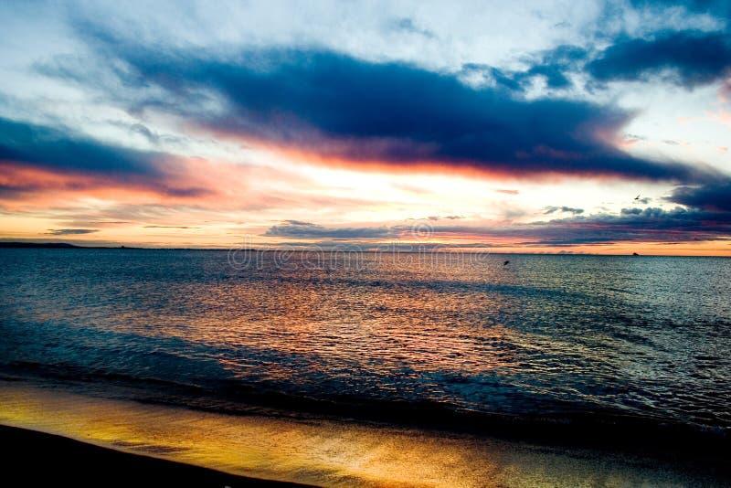 Cielo-Calo fotografía de archivo