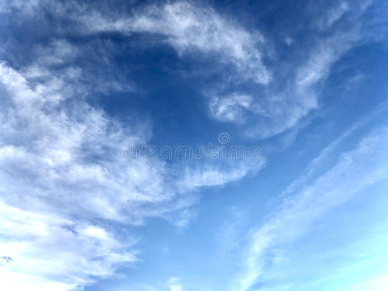 Cielo de aire limpio foto de archivo