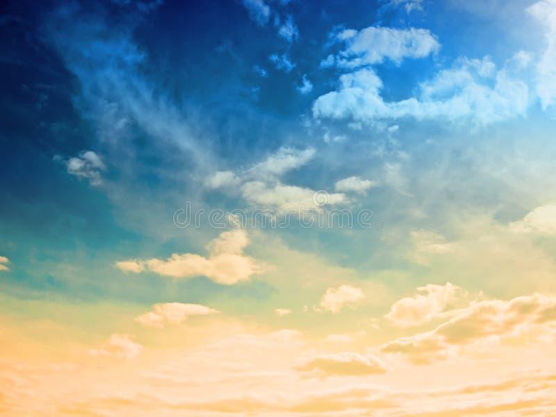 Download Cielo de la mañana foto de archivo. Imagen de día, verano - 42439498