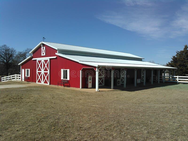 Cielo de Oklahoma foto de archivo libre de regalías