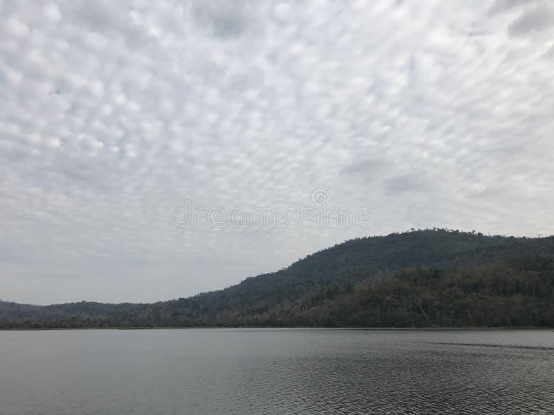 Cielo del agua foto de archivo libre de regalías