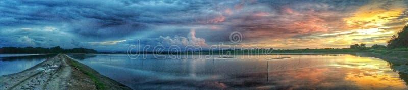 Cielo del cielo fotografía de archivo libre de regalías