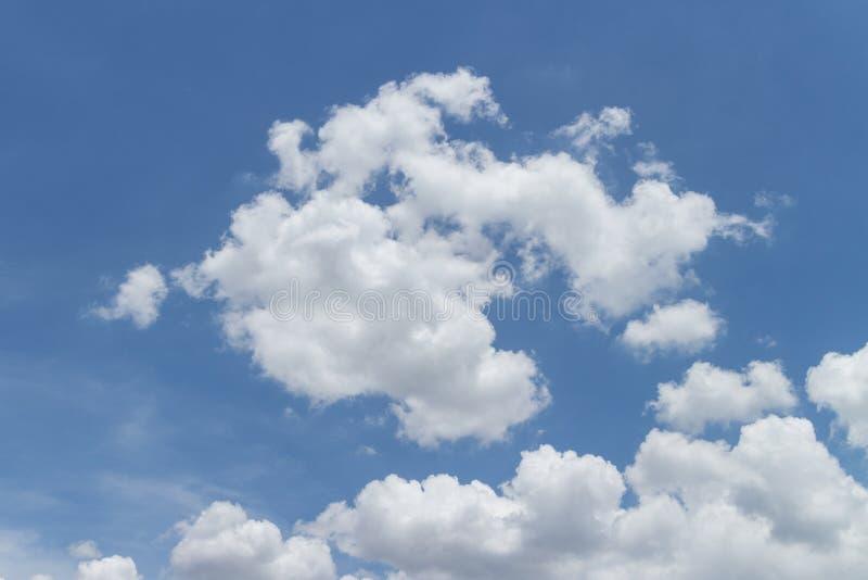 Cielo della nuvola n fotografia stock libera da diritti