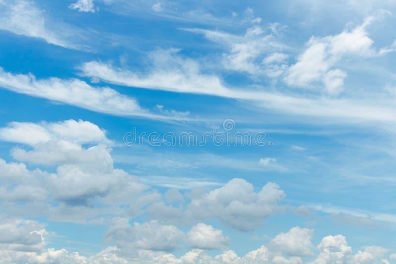 Cielo e natura fotografia stock
