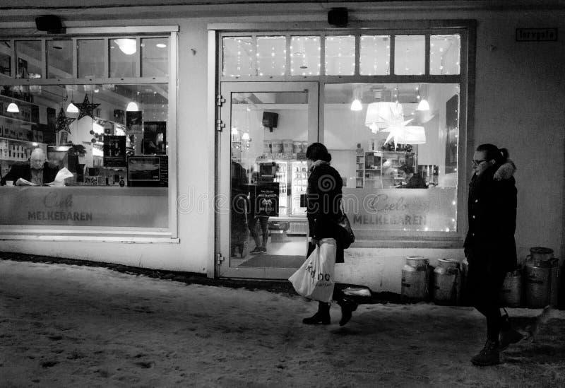 Cielo Melkebaren December, Bodø Free Public Domain Cc0 Image