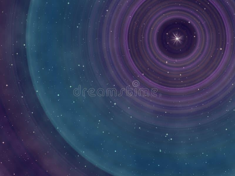 Cielo nocturno estrellado libre illustration