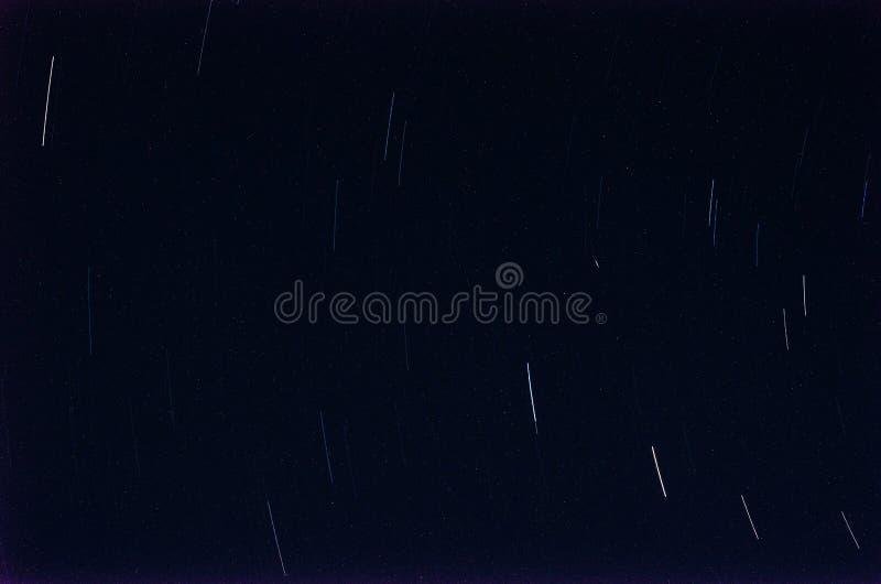 Cielo notturno fotografia stock libera da diritti