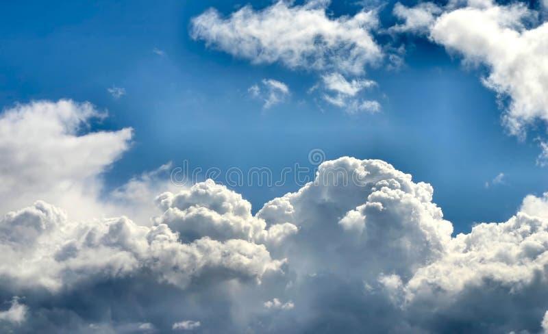 Cielo nuvoloso immagine stock libera da diritti