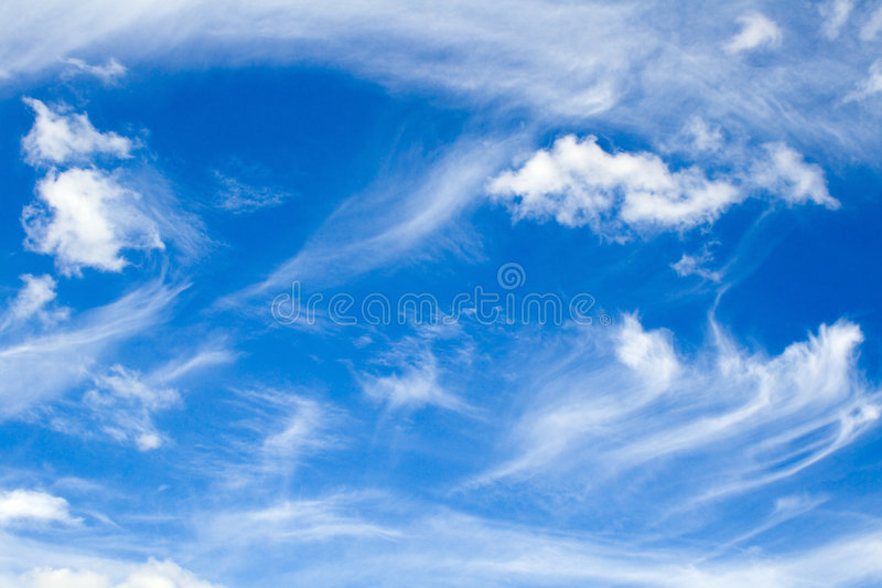 Cielo oddities-9 imágenes de archivo libres de regalías