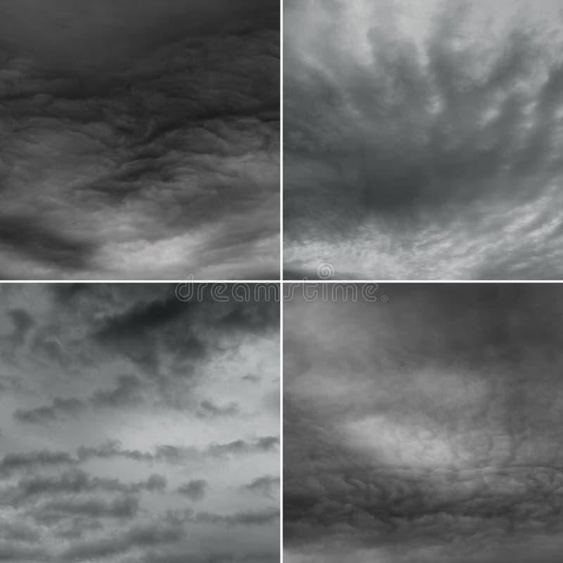 Cielo tempestuoso (high.res.) fotos de archivo