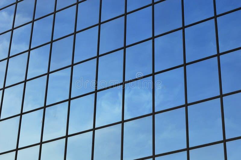 Cielo Windows imagen de archivo libre de regalías