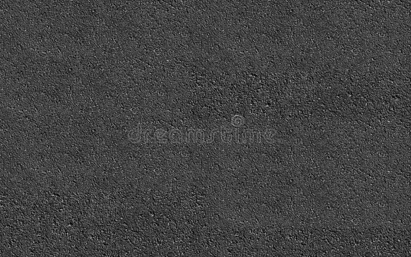 Ciemna asfaltowej drogi tekstura ilustracji