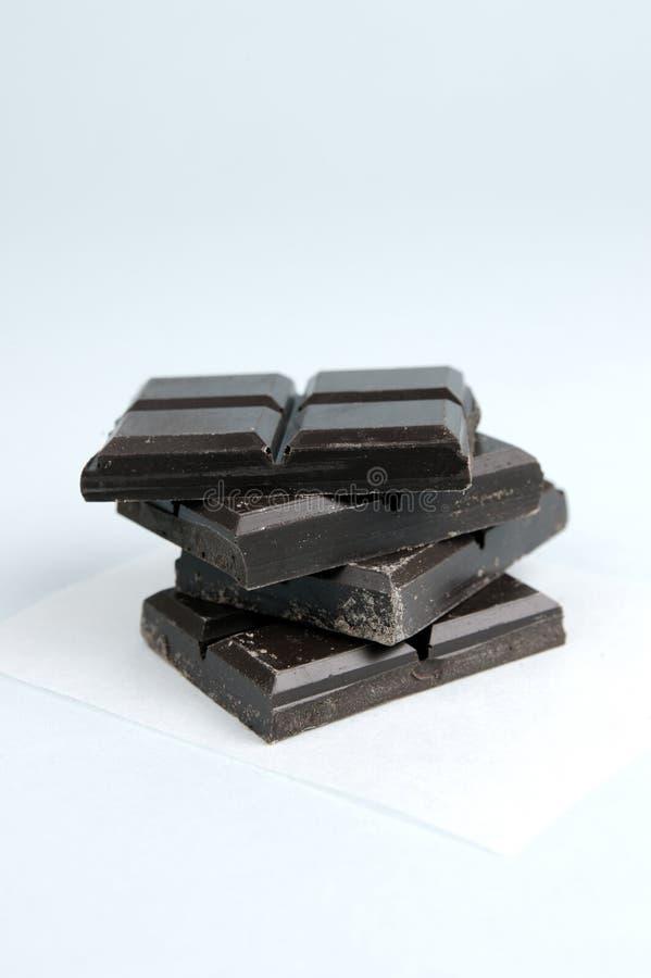ciemna czekolada obrazy stock