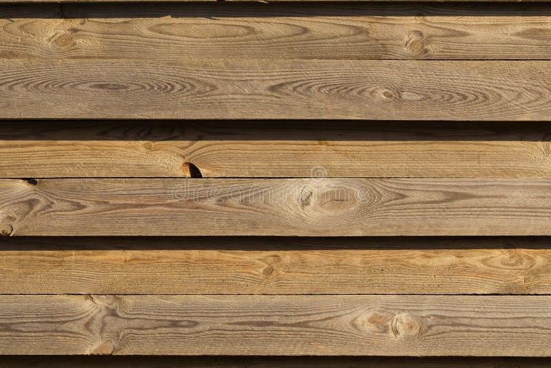 Ciemna drewniana tekstury tła powierzchnia z naturalnym wzorem fotografia royalty free