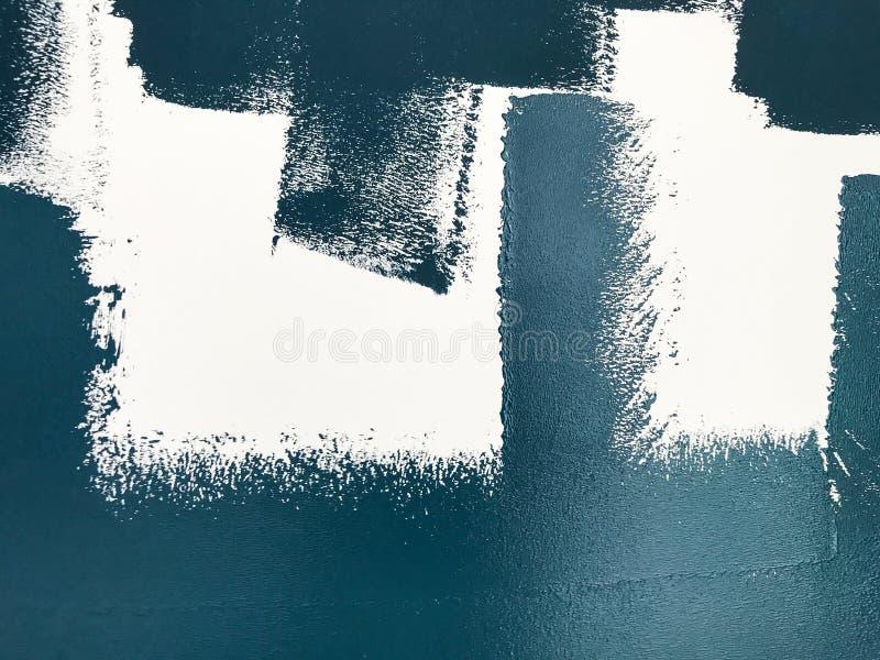 Ciemna kr?lewska zielona rolkowa tekstura 02 royalty ilustracja