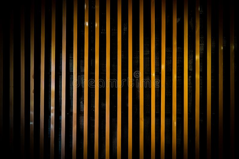 Ciemne Drewniane listwy ablegrują graficznego projekt dla tła lub tła zdjęcia royalty free