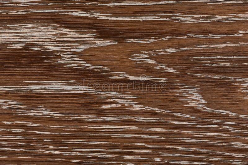Ciemnego drewno sto?u tekstury t?a odg?rny widok obraz stock