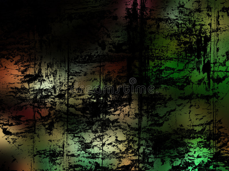 Ciemno Tła Grunge Stubarwny Obraz Stock