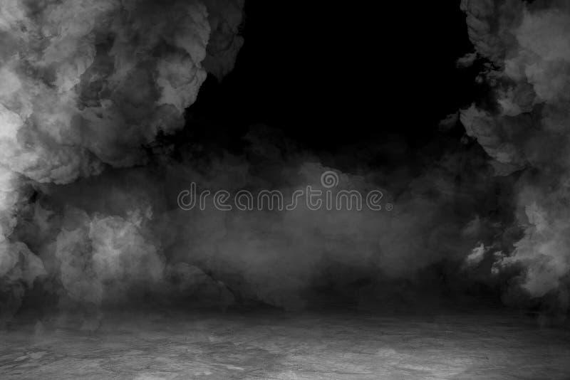 Ciemnobetonowa powierzchnia, czarny ton, nierówna podłoga Może pisać tekst ilustracji