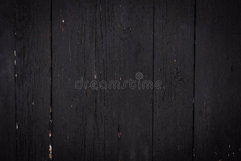 Ciemny Drewniany tło obraz royalty free