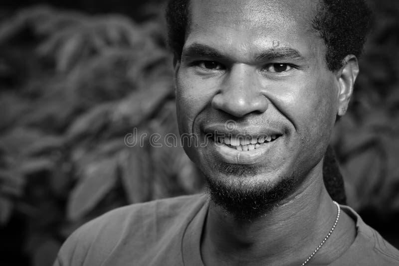ciemny mężczyzna portret ciemni potomstwa fotografia royalty free