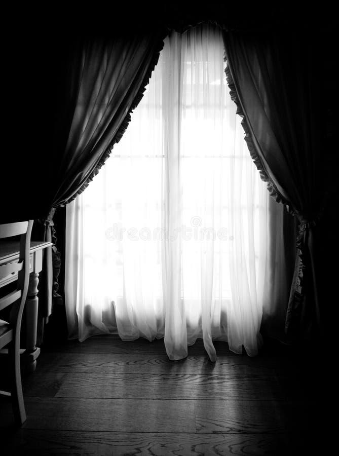 ciemny pokój obraz royalty free