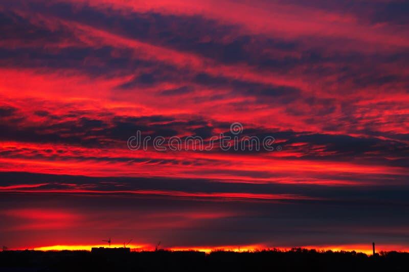 ciemny słońca zdjęcie royalty free
