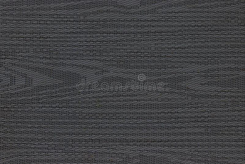 Ciemny tkaniny tekstury tło Lampasy i linie od materiału ilustracji
