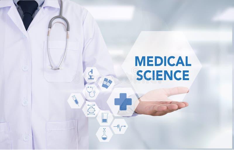 Ciencia médica foto de archivo libre de regalías