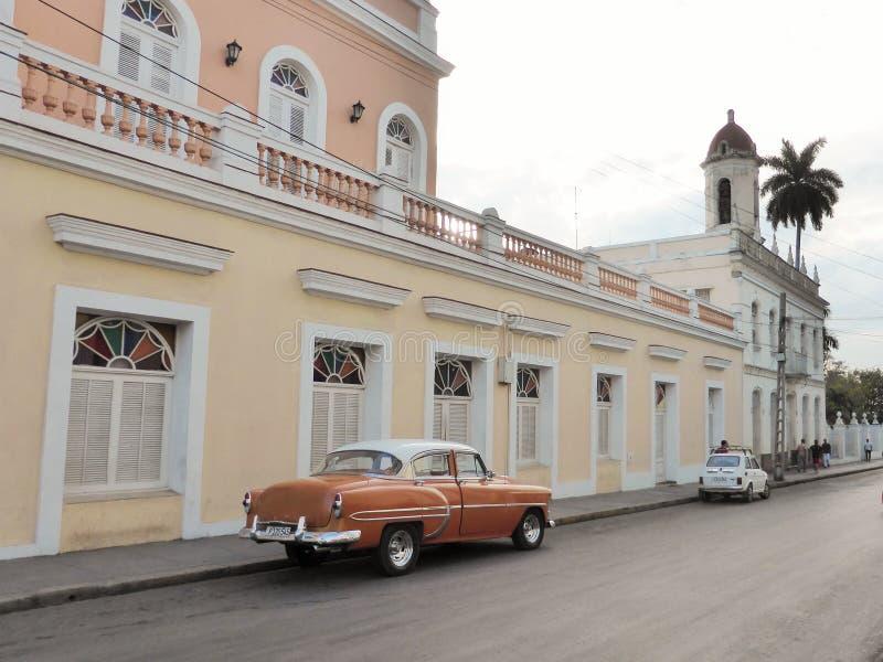 cienfuegos古巴 免版税图库摄影