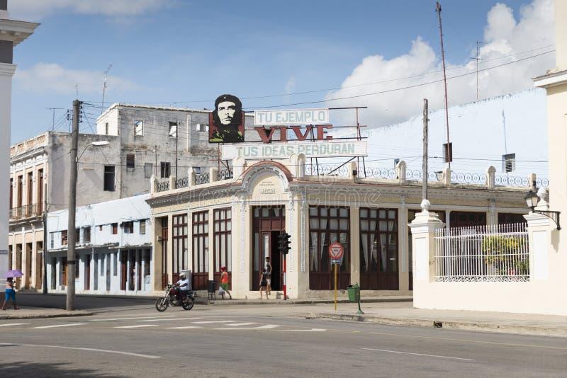 Cienfuegos royaltyfri bild