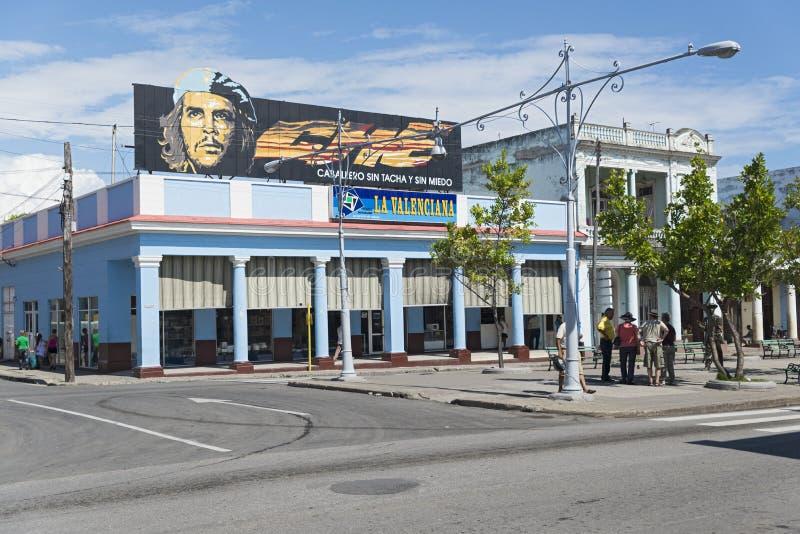 Cienfuegos royalty-vrije stock fotografie