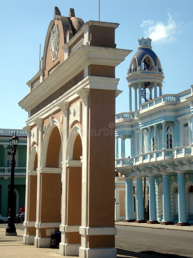 Cienfuegos City royalty free stock image