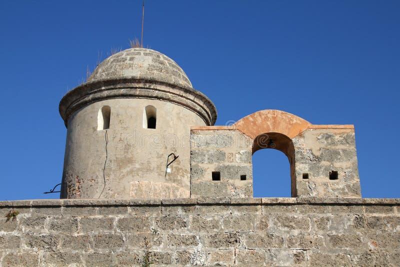 Cienfuegos, Cuba royalty free stock image