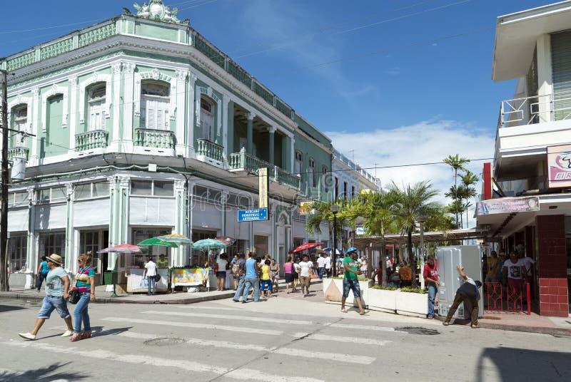 cienfuegos Cuba obraz stock