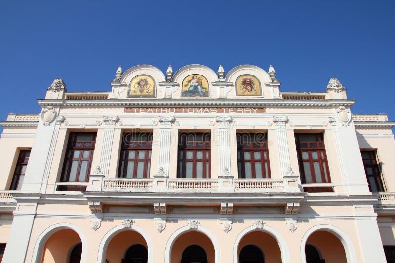 Cienfuegos, Cuba stock photography