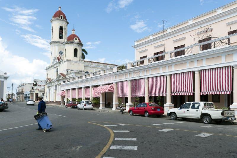 Cienfuegos, Kuba lizenzfreie stockfotos