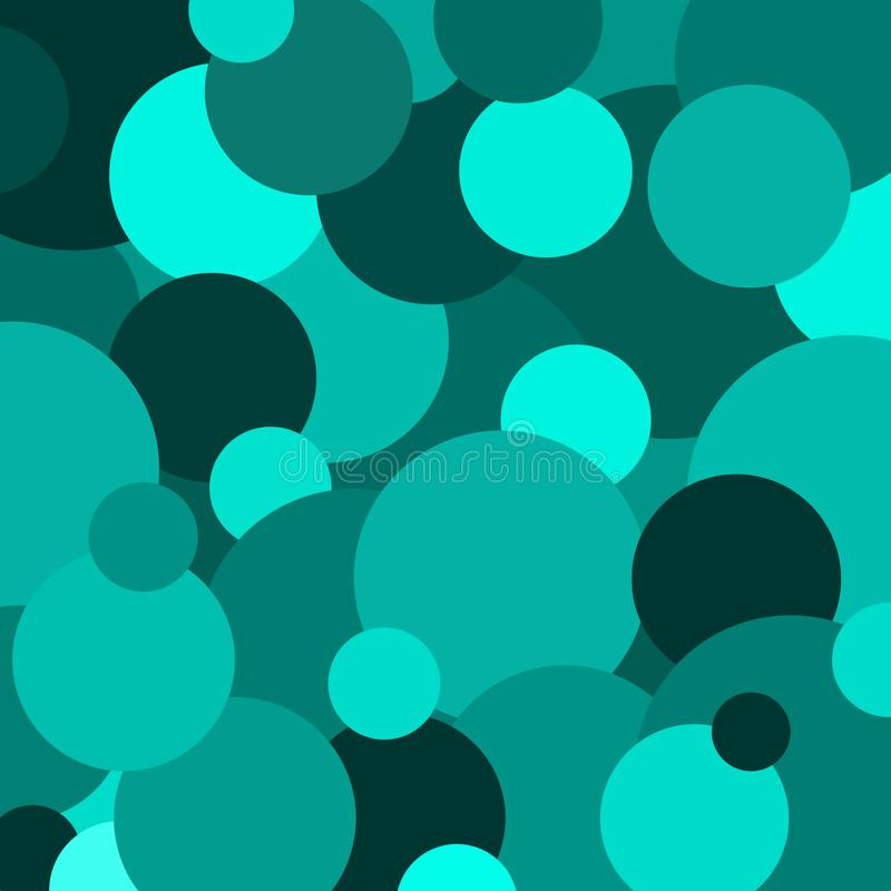 Cienie cyraneczka Okrążają tło teksturę ilustracji