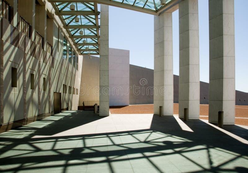 cienie parlamentów krajowych zdjęcia stock