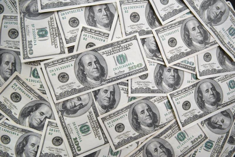 Cientos billetes de banco