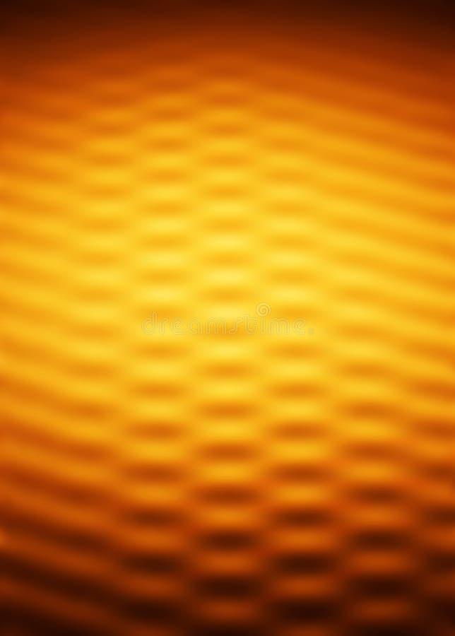 ciepła tło abstrakcjonistyczna plama obrazy stock