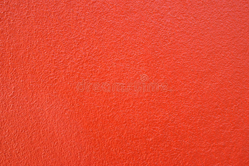 Ciepłego brzmienie czerwieni cementu ściany tła rocznika czysty styl, emp i fotografia royalty free