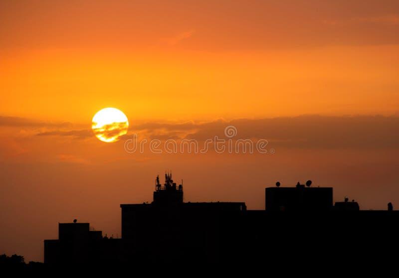 ciepło słońca fotografia stock