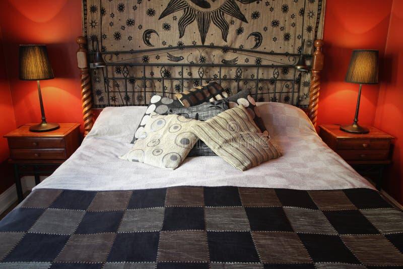 ciepły sypialnia wieśniak fotografia royalty free
