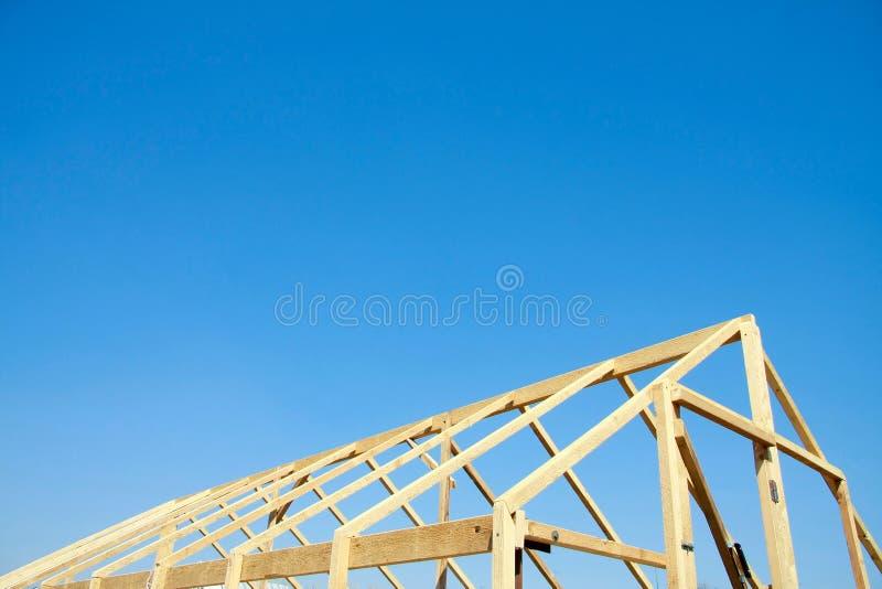 cieplarnia drewniana obrazy stock