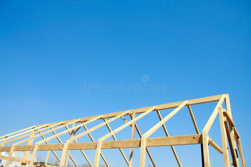 cieplarnia drewniana obraz stock