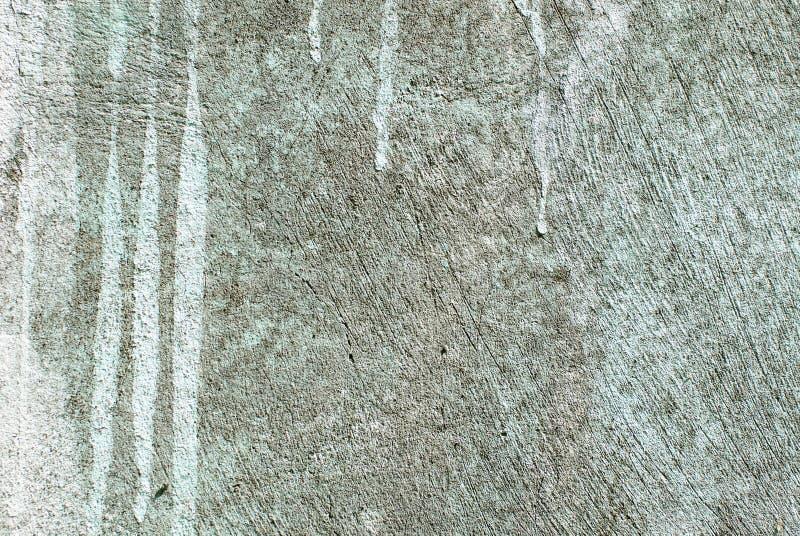 Cierre colorido encima de la textura de la pared del yeso para los fondos y las texturas interesantes foto de archivo libre de regalías