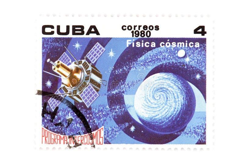 Cierre cubano del sello para arriba imagen de archivo